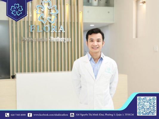 Bác sĩ chuyên khoa răng hàm mặt Nguyễn Đắc Minh