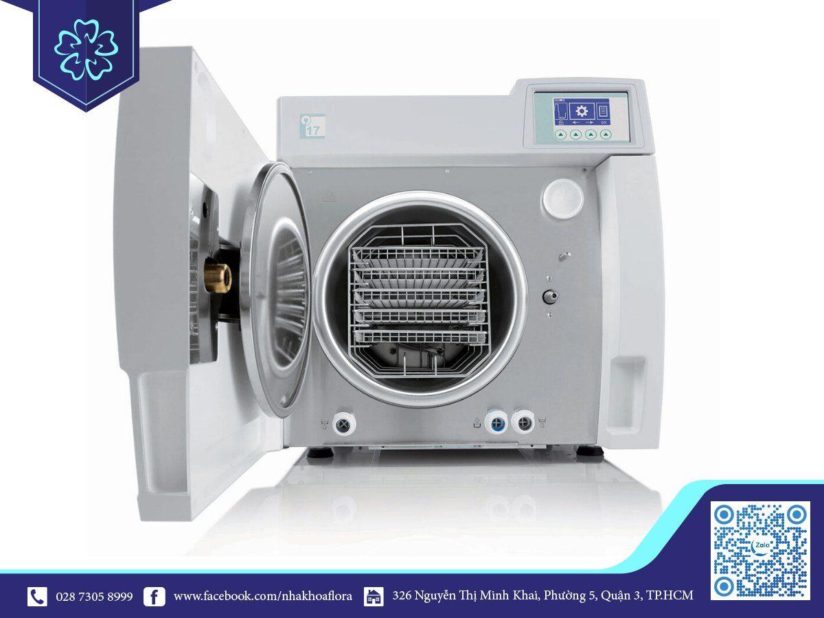 Hệ thống vô trùng hiện đại - Máy hấp tiệt trùng Class B Anthos A17
