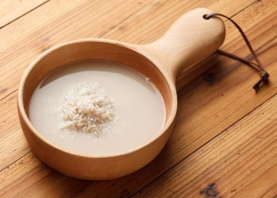 Cách trị hôi miệng tại nhà bằng nước vo gạo