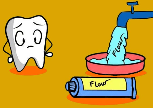 chữa sâu răng cho trẻ 2 tuổi