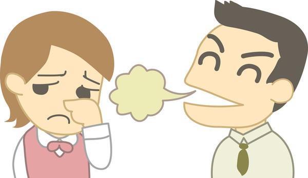 Hôi miệng gây ảnh hưởng xấu đến cuộc sống