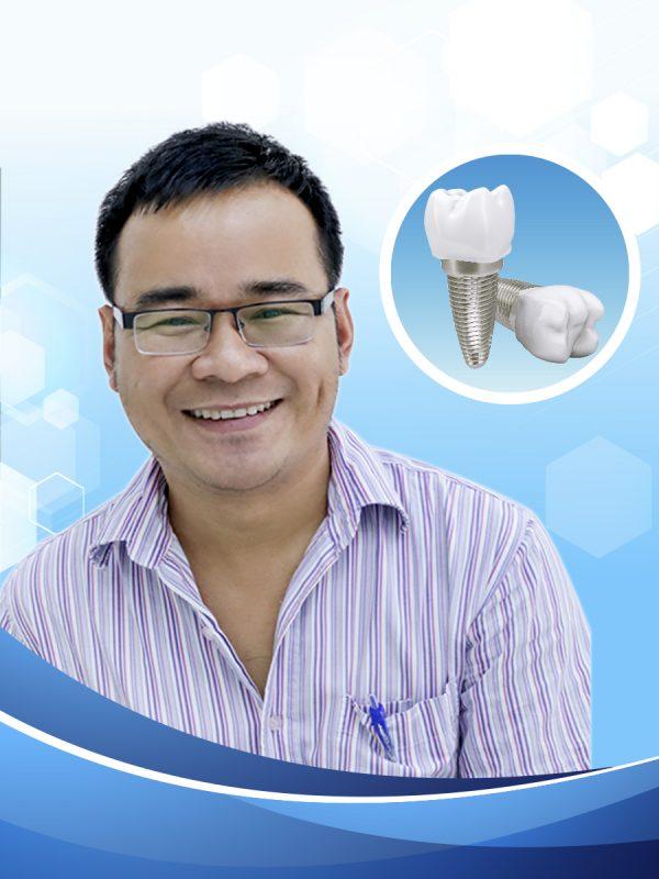 Khách hàng trồng răng implant giá ưu đãi tại nha khoa Flora