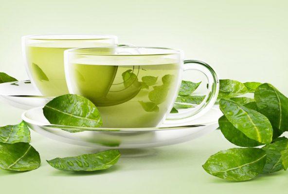 Mẹo chữa hôi miệng bằng trà xanh