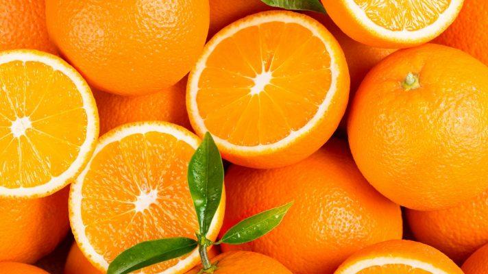 Trị hôi miệng bằng cam