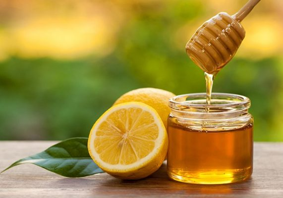 Cách trị hôi miệng bằng chanh và mật ong