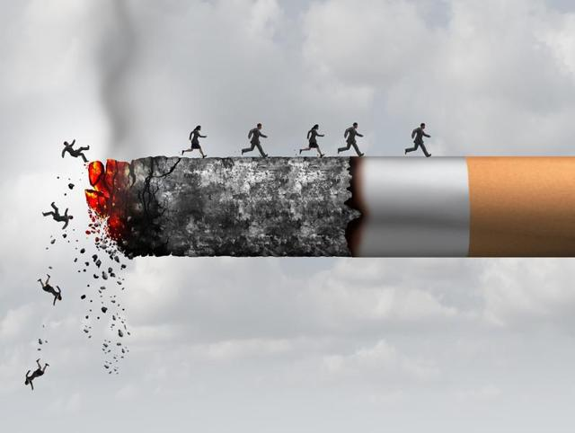 tác hại của thuốc lá với trồng răng Implant