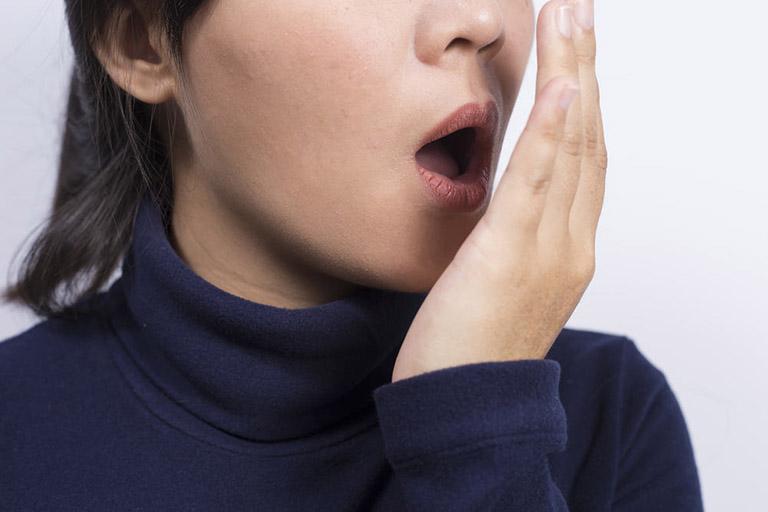Nguyên nhân bị hôi miệng nặng (ảnh minh họa)
