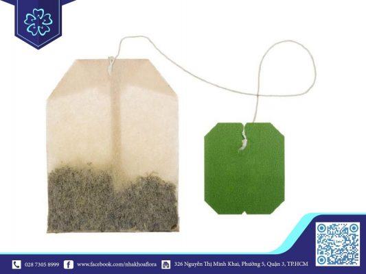 Sử dụng trà túi lọc có thể giảm nỗi đau răng khôn hiệu quả (ảnh minh họa)