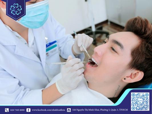 Thăm khám tổng quá trước khi trồng răng Implant (ảnh minh họa)