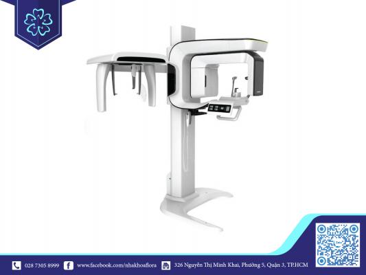 Máy CT Cone Beam - Thiết bị hỗ trợ cấy răng Implant hiện đại